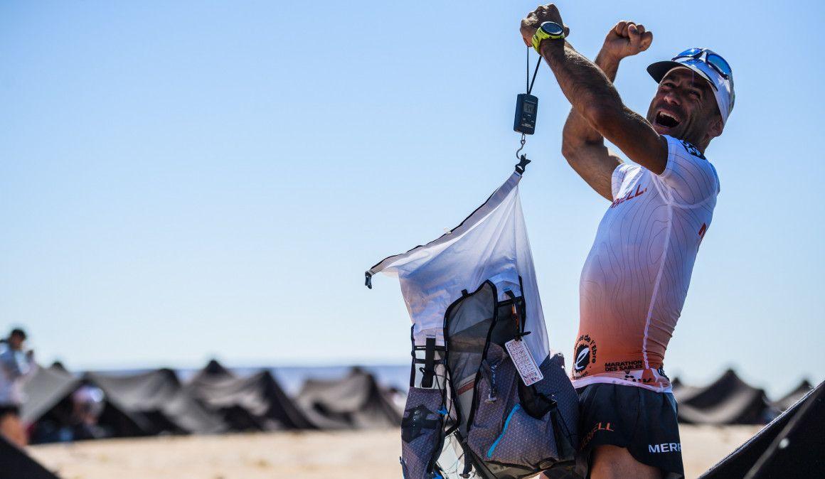 Cómo preparar una mochila para el Marathon des Sables