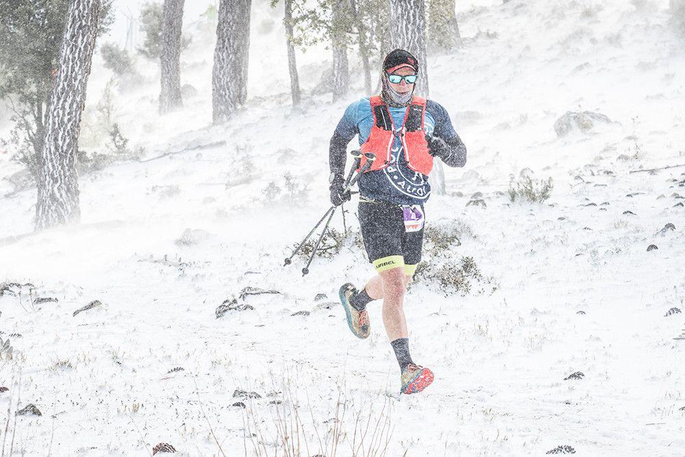 La nieve, protagonista en el Lurbel Mountain Festival