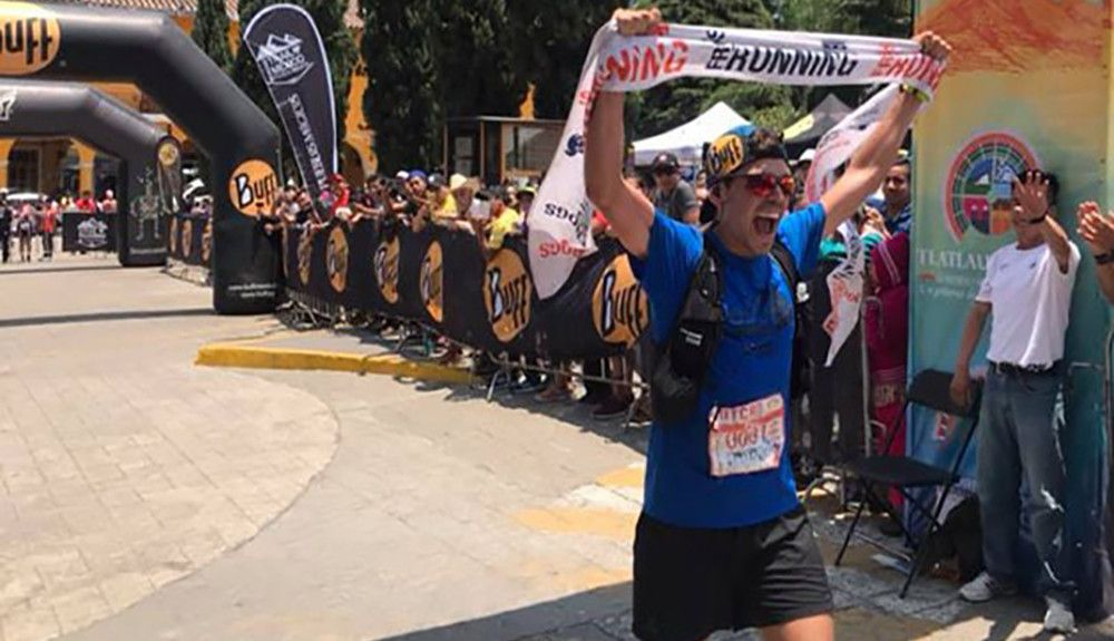 Pau Capell y Manu Vilaseca ganan Ultra Trail Cerro Rojo