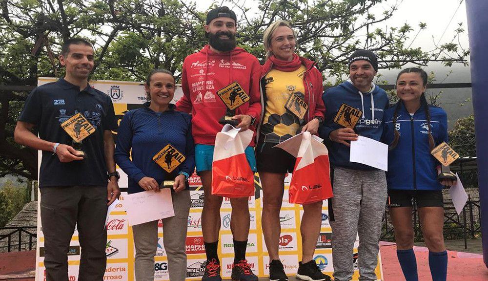 Pinolere Trail 2019: crónica y resultados