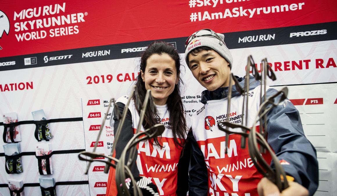 Skyrunner World Series 2019 Mt Awa Skyrace: crónica y resultados