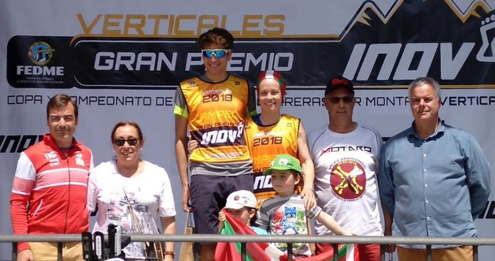 Llega el Campeonato de España de Kilómetro Vertical por Clubes en Arredondo