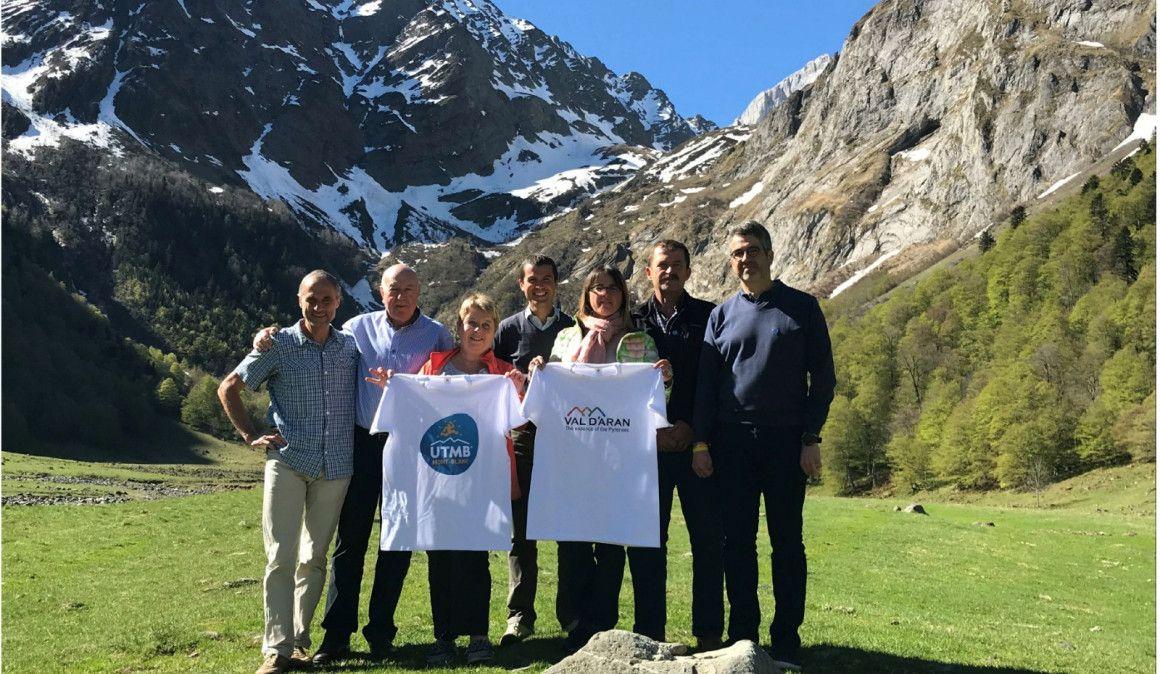 "La Val d'Aran de 2020 formará parte del circuito ""by UTMB"""