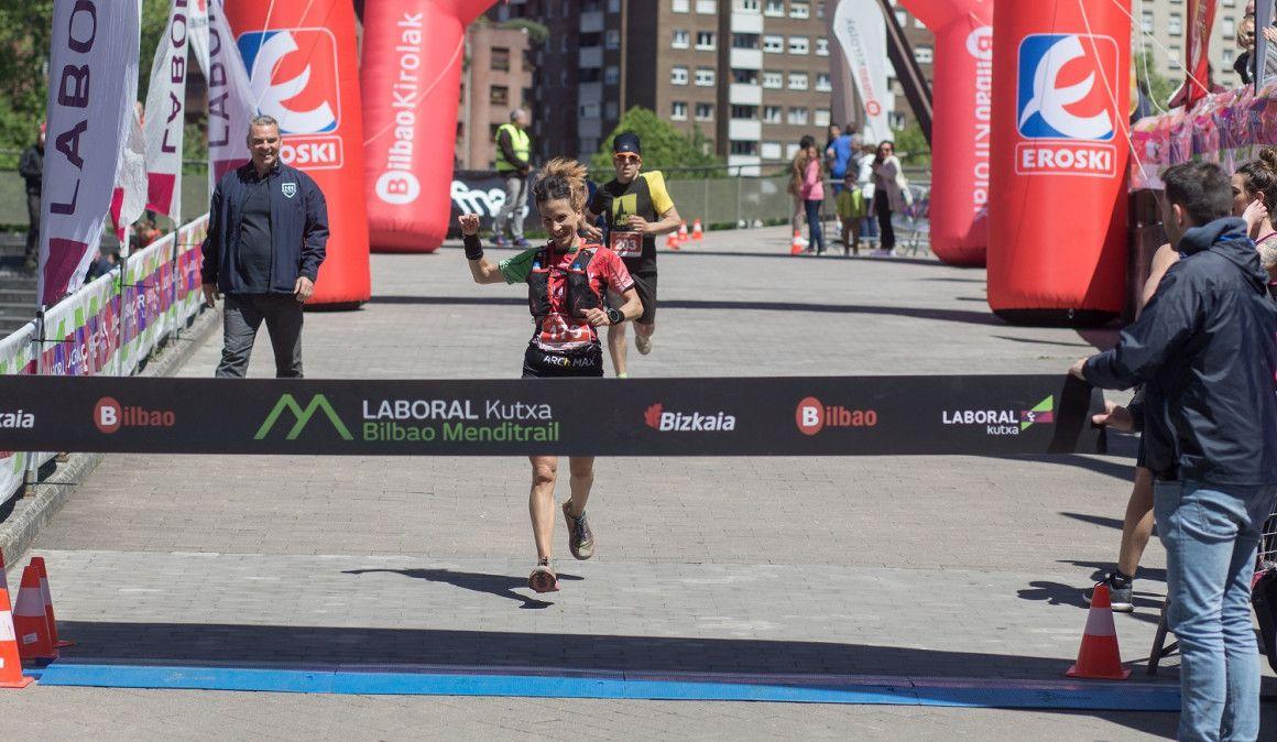 Laboral Kutxa Bilbao Menditrail 2019: crónica y resultados