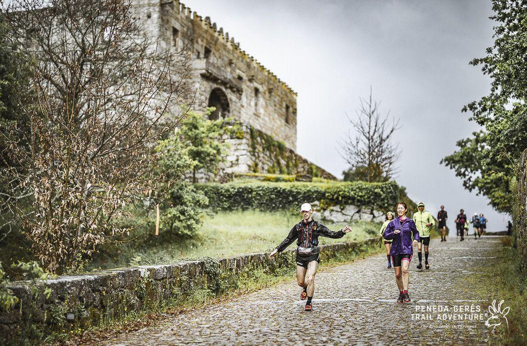 Gerês, el paraíso de la carreras por montaña