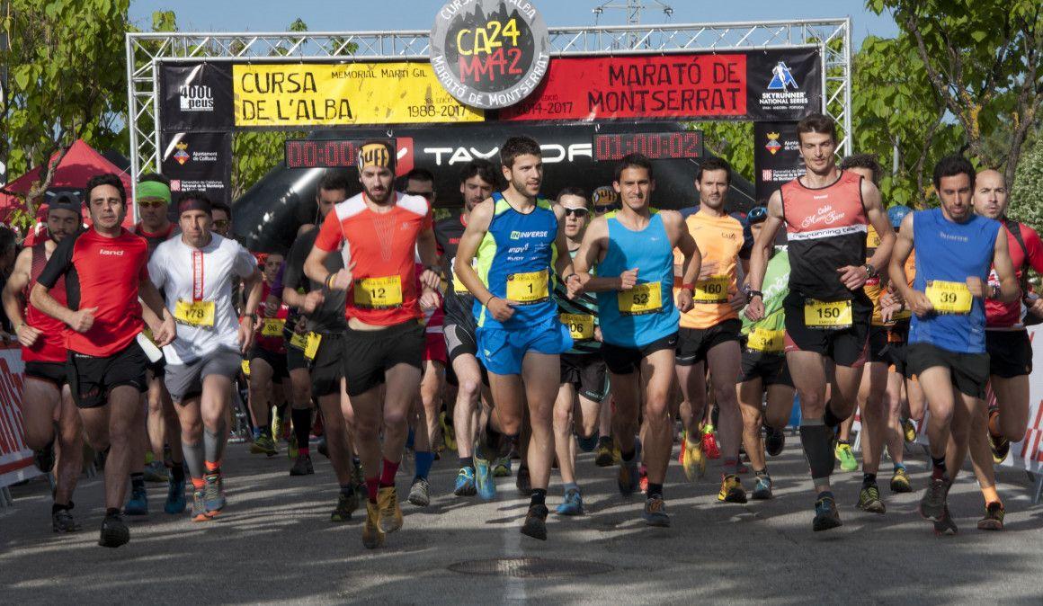 Skyrunner National Series 2019: Marató de Montserrat