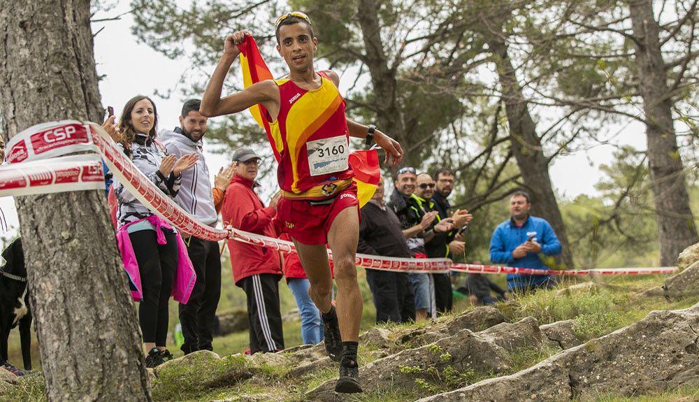 """Cristofer Clemente: """"Tengo mucha ilusión de volver a vivir la experiencia de correr para la selección"""""""