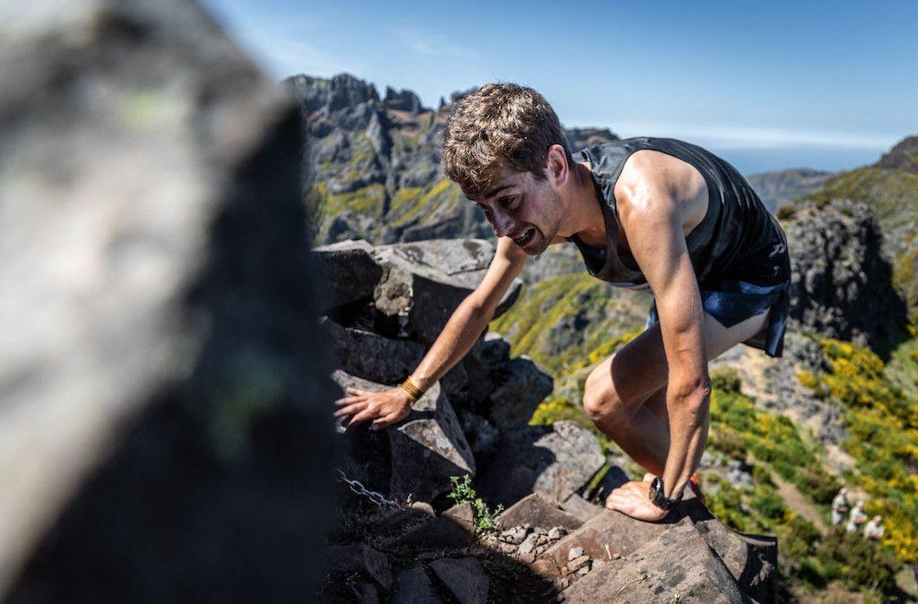Victoria compartida en el Kilómetro Vertical de Madeira