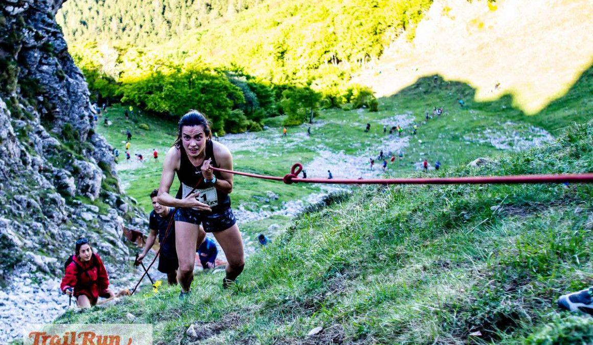 Todas las fotos del Kilómetro Vertical de la Zegama-Aizkorri 2019