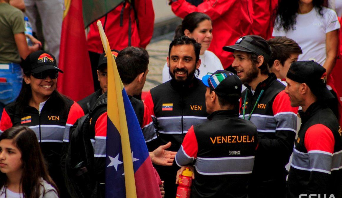 Venezuela en el Mundial de Trail