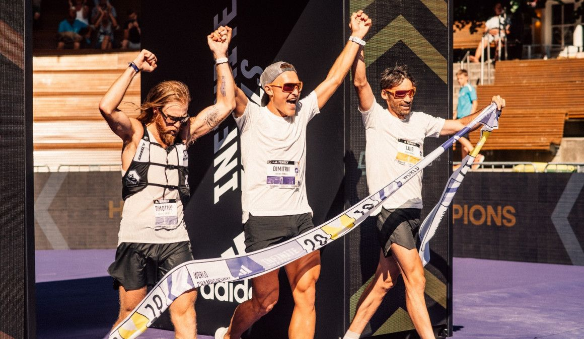 Adidas INFINITE TRAILS World Champisonships 2019: crónica