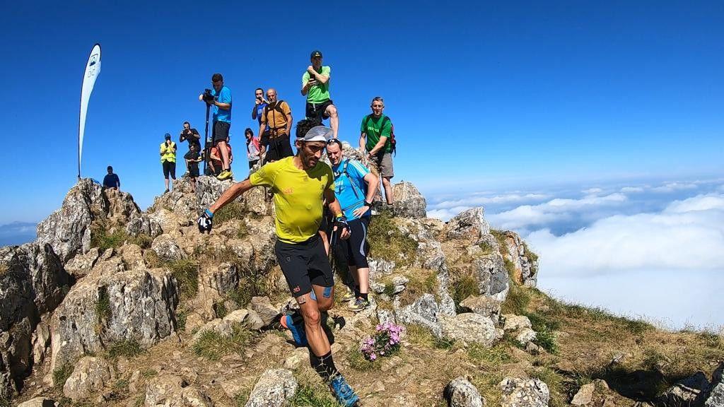 Aritz Egea bate el récord del Txindoki