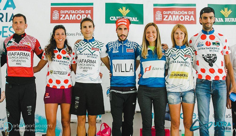 Los maillot de Ultra Sanabria
