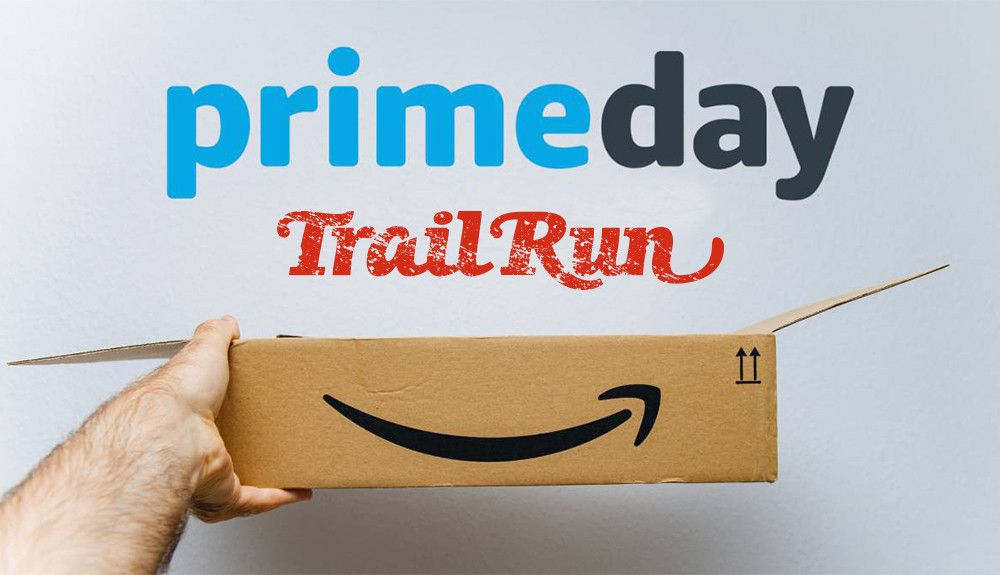 Vive el Amazon Prime Day con Trail Run