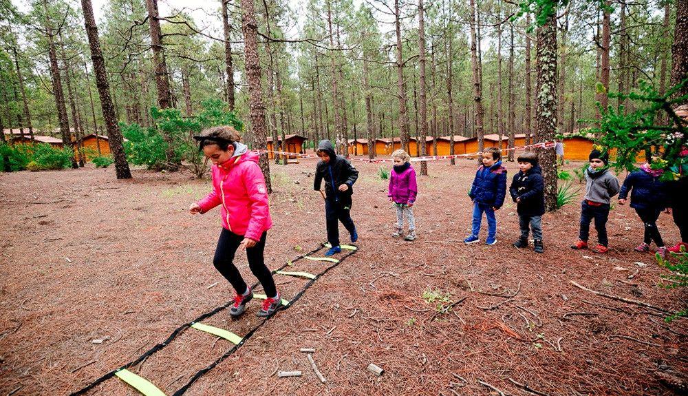 Nace la Escuela de Trail Transgrancanaria para los más jóvenes