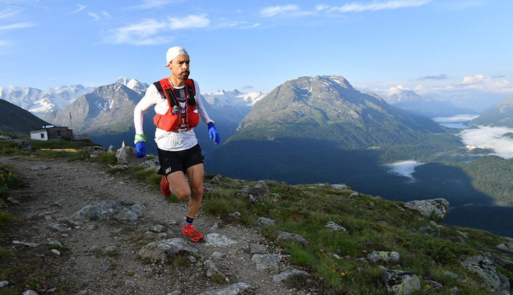 Tòfol Castanyer segundo en la Swissalpine