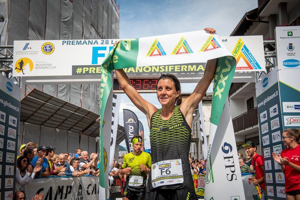 Ruth Croft y Gabriele Bacchion ganadores de Giir di Mont 2019