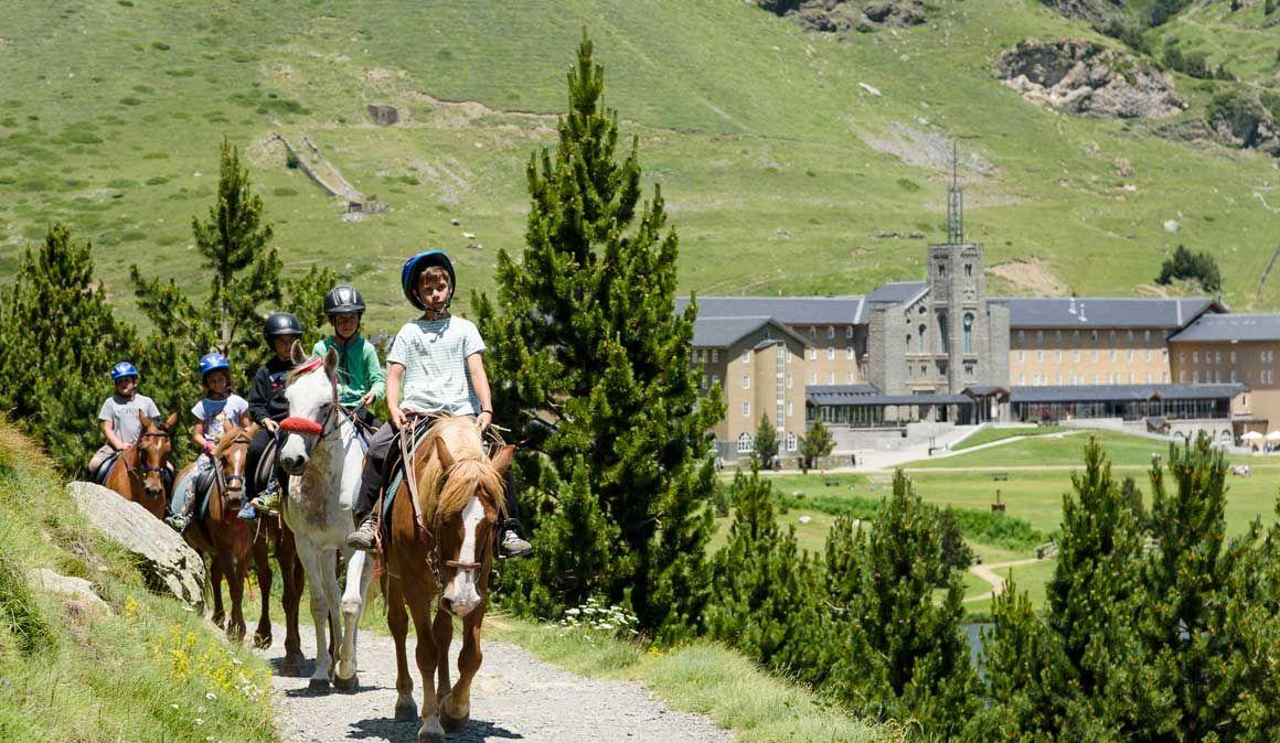 Un paraíso del trail: Vall de Núria