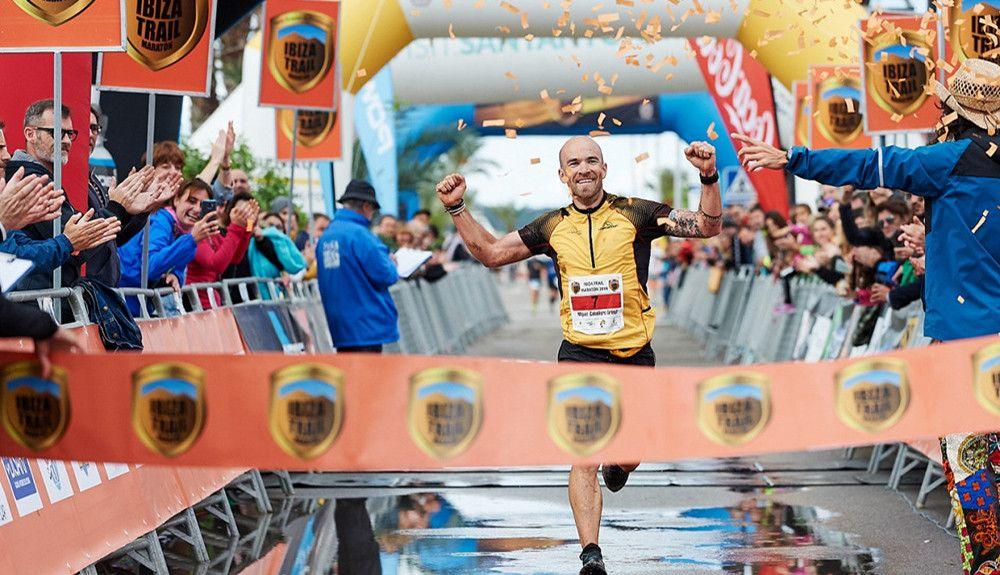 Miguel Caballero defenderá el título en Ibiza Trail Maratón