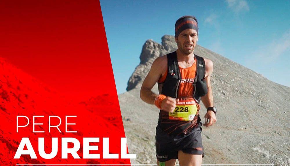 Pere Aurell se suma a Volcano UltraMarathon