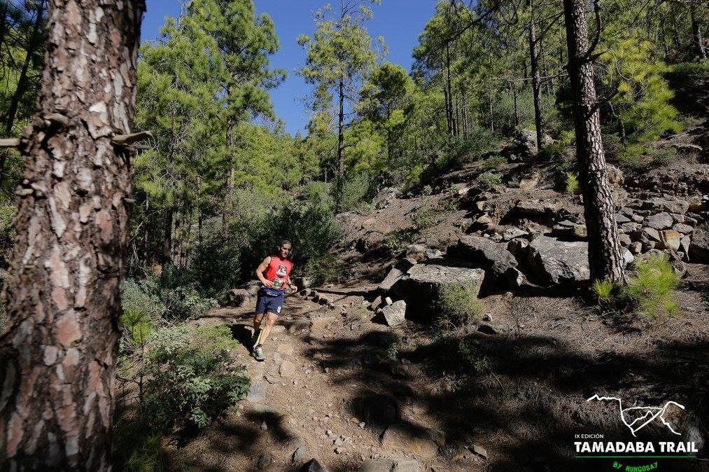 Suspendida Tamadaba Trail