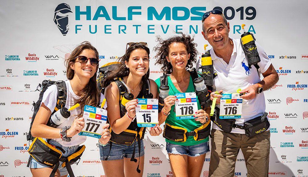 Tercera edición Half Marathon des Sables Fuerteventura