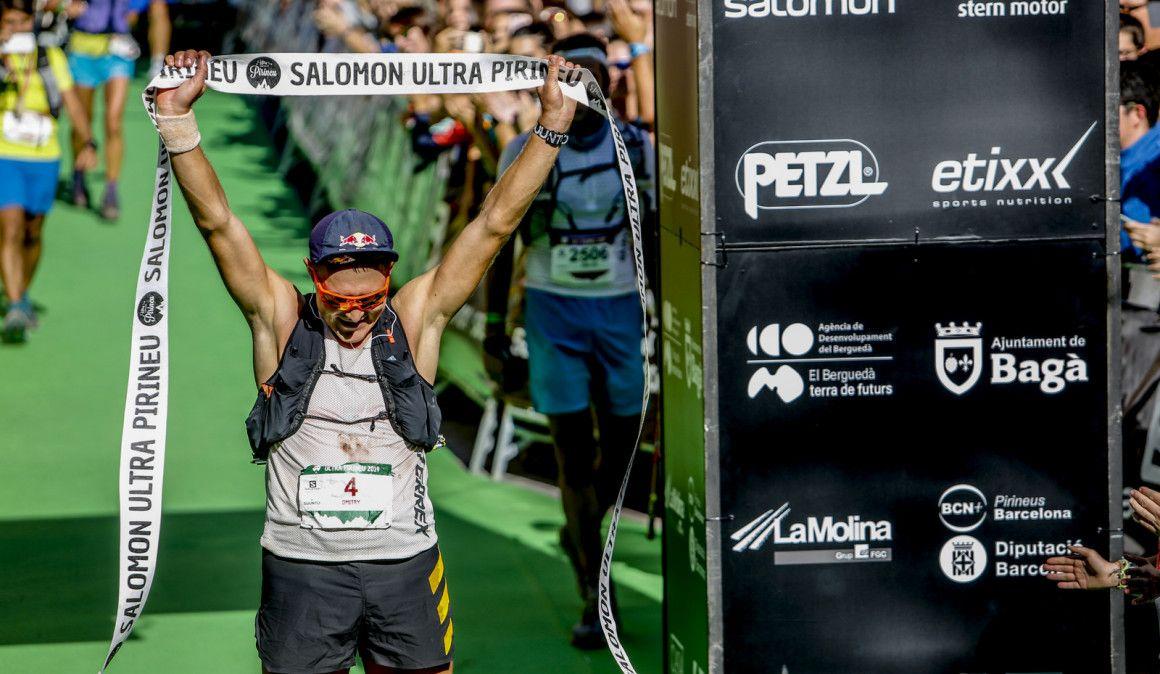 Dmitry Mityaev consigue la ansiada victoria en Ultra Pirineu