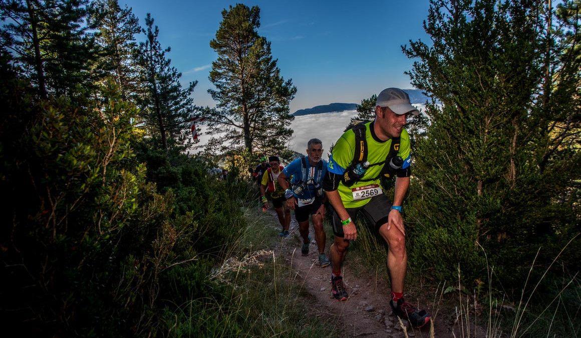 Todas las imágenes de la Ultra Pirineu 2019