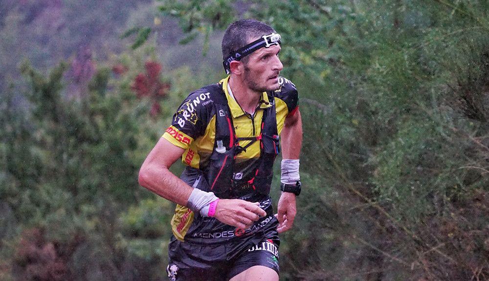 El portugués Ricardo Silva gana Trail Ribeira Sacra 2019