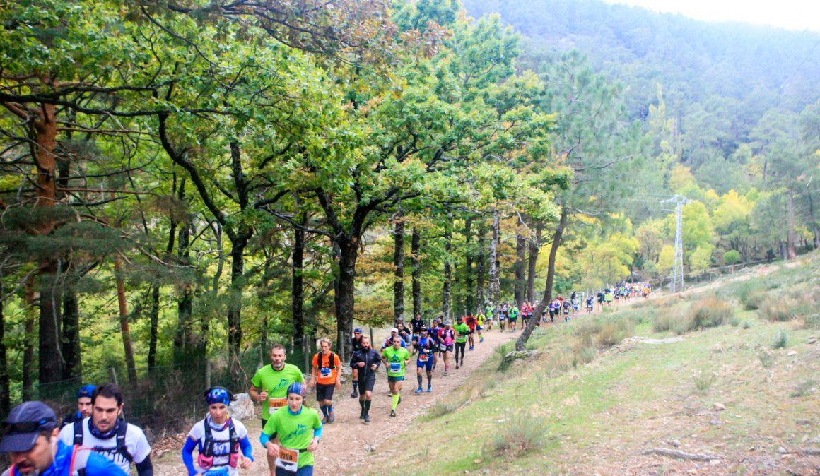 La VIII edición de La Montaña Solidaria cierra con éxito el circuito Races Trail Running