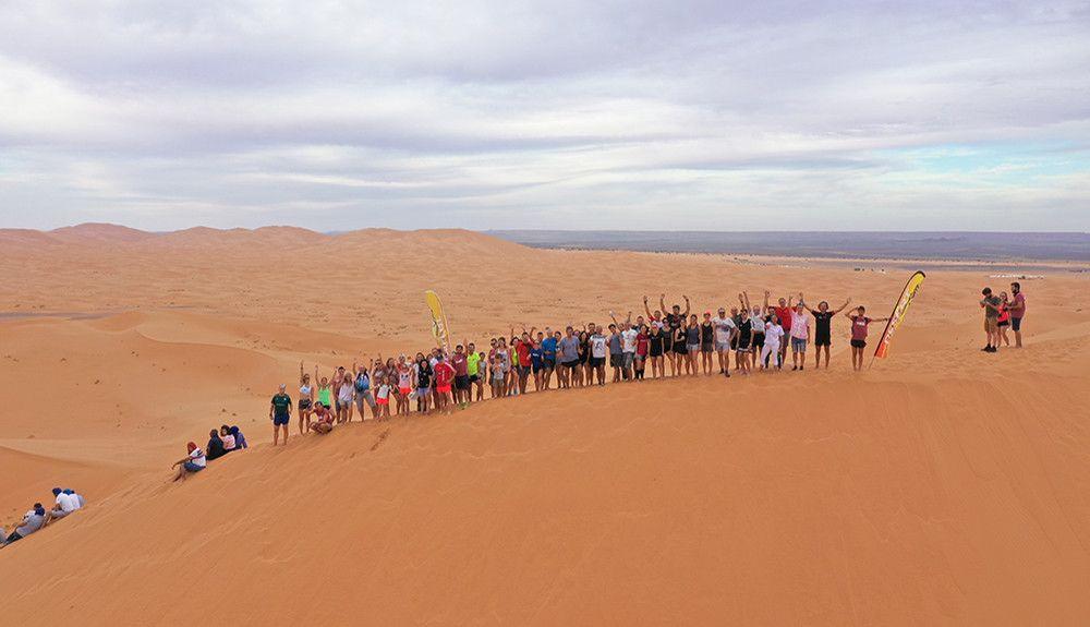 Crónica de La Desert Run 2019