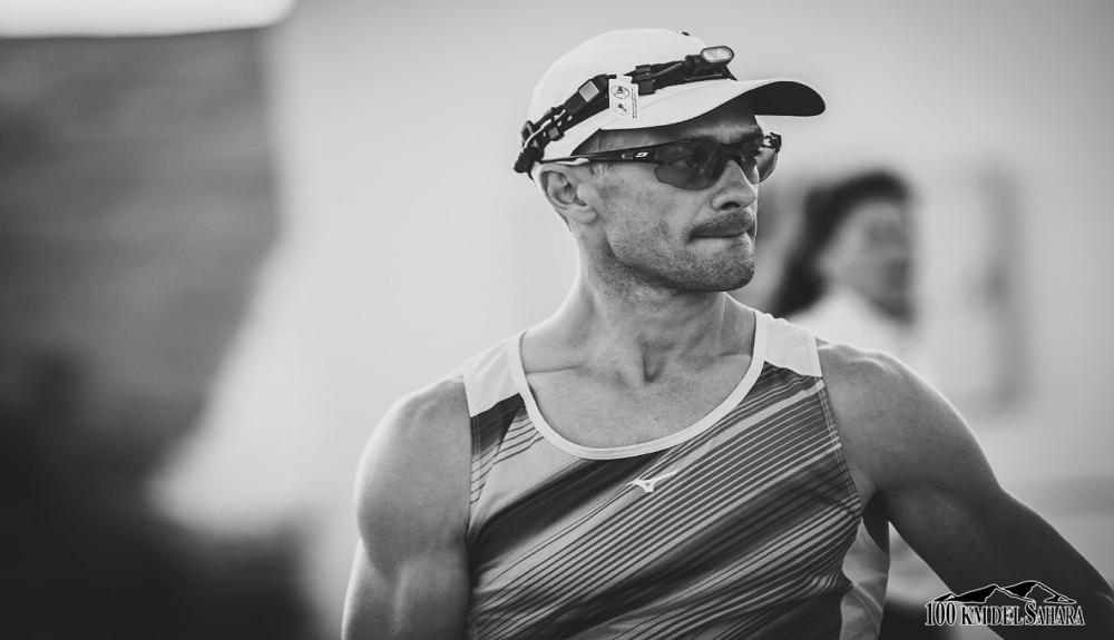 Luis Alonso Marcos se proclama campeón de los 100 kms del Sahara