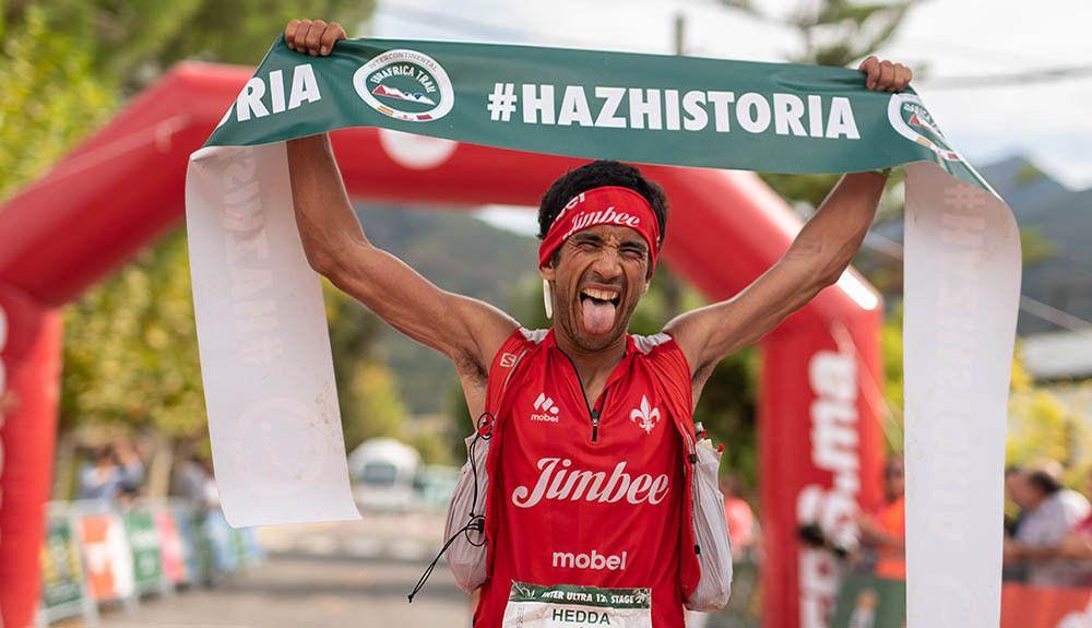 Nueva victoria para Zaid Ait Malek en Eurafrica Trail