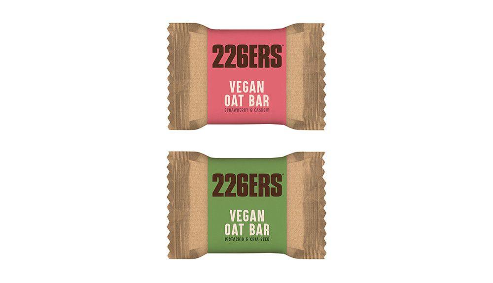 226ers lanza Vegan Oat Bar