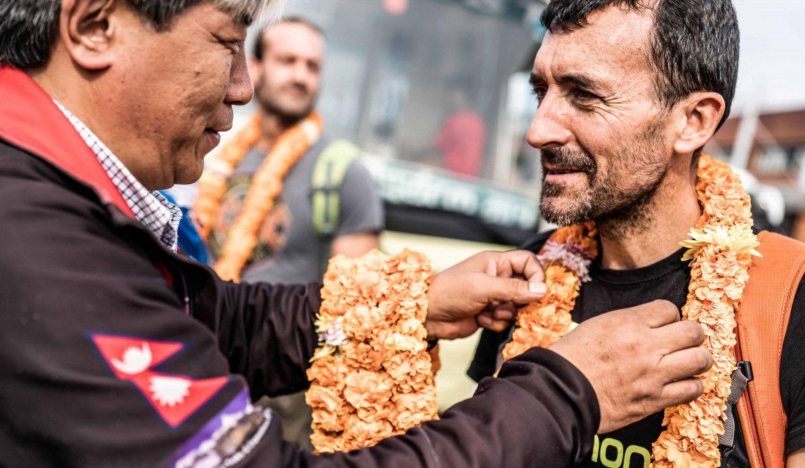 Everest Trail Race arranca con un recorrido más duro y exigente