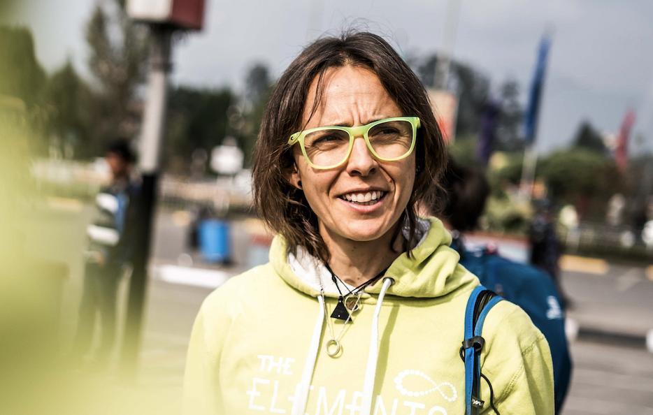Anna Comet lidera la Everest Trail Race