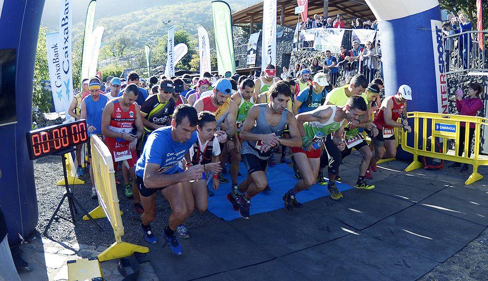La séptima Pinolere Trail se pone en marcha