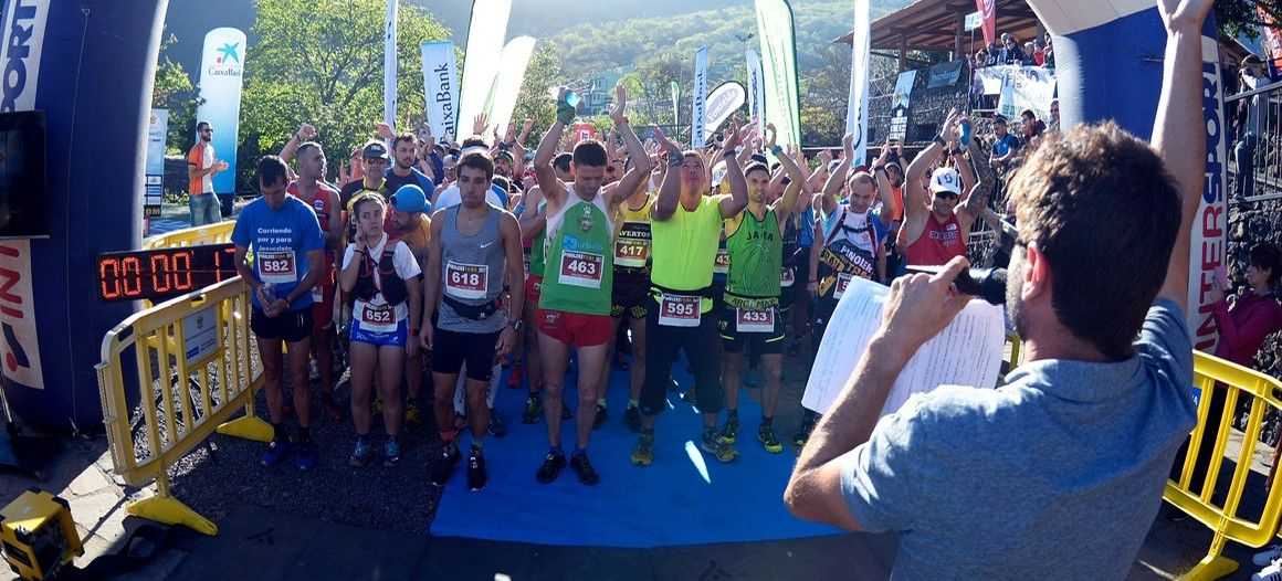 Pinolere Trail, Campeonato de Canarias de trail 2020