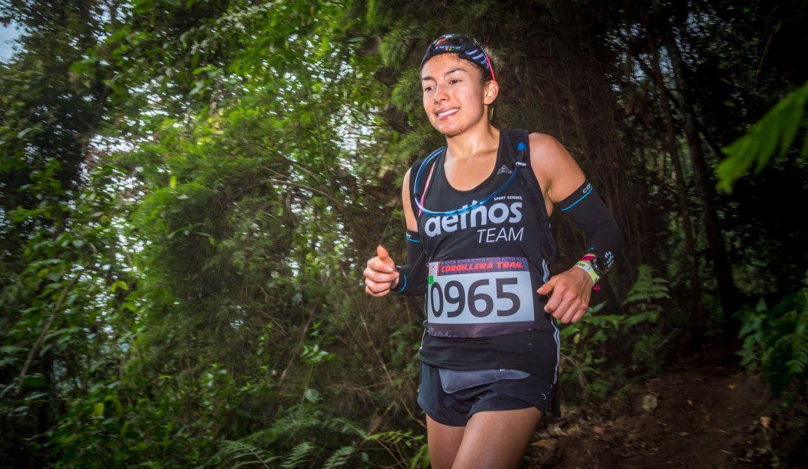 La sexta edición de Cordillera Trail desata la adrenalina