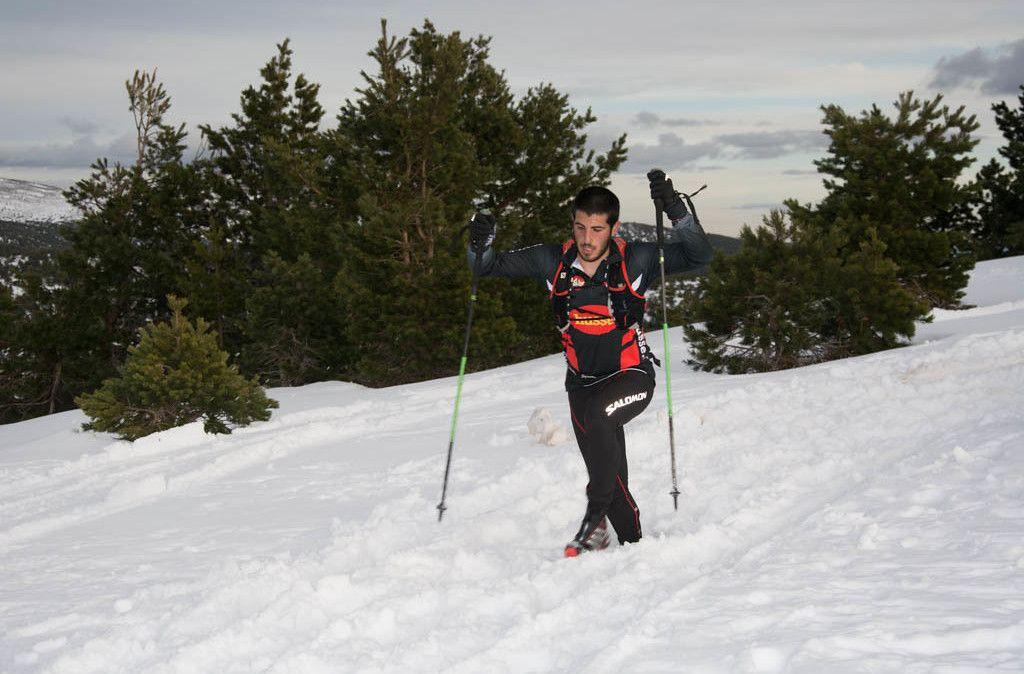 El Snow Cross 3 cruces by Desafío Urbión será Campeonato de Castilla y León de Snow Running