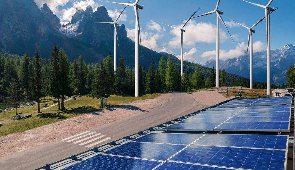 En 2030, el 70% de la electricidad tendrá que ser renovable.