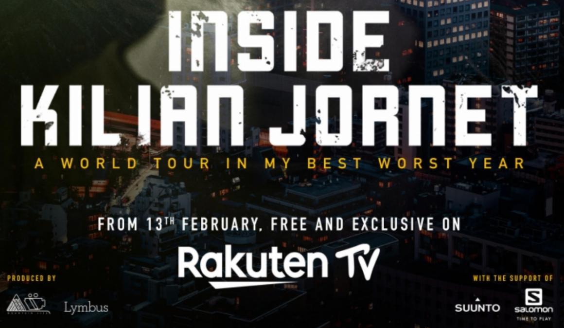 "Ya puedes ver gratis en Rakuten TV, el documental ""Inside Kilian"""