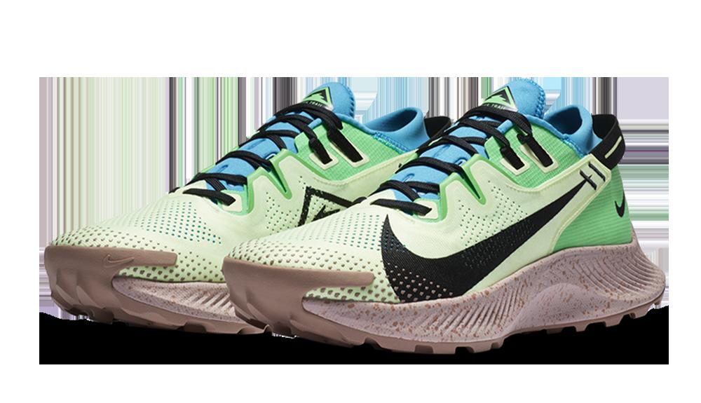 Nike presenta las nuevas Pegasus Trail 2, la zapatilla de...
