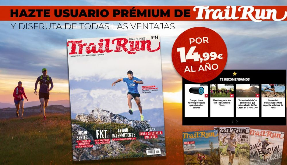 Promo trail run PREMIUM PLUS 2