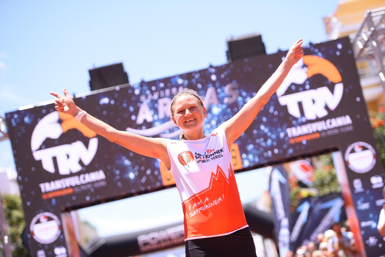 Pere Aurel da la sorpresa ganando el ultramaratón de Transvulcania