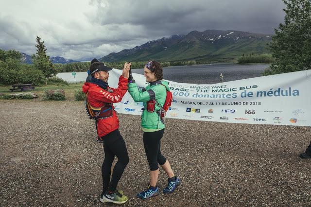 'Run for leucemia', un éxito desde el primer kilómetro
