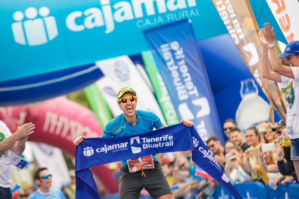 Así gané Tenerife Blue Trail, por Yeray Durán