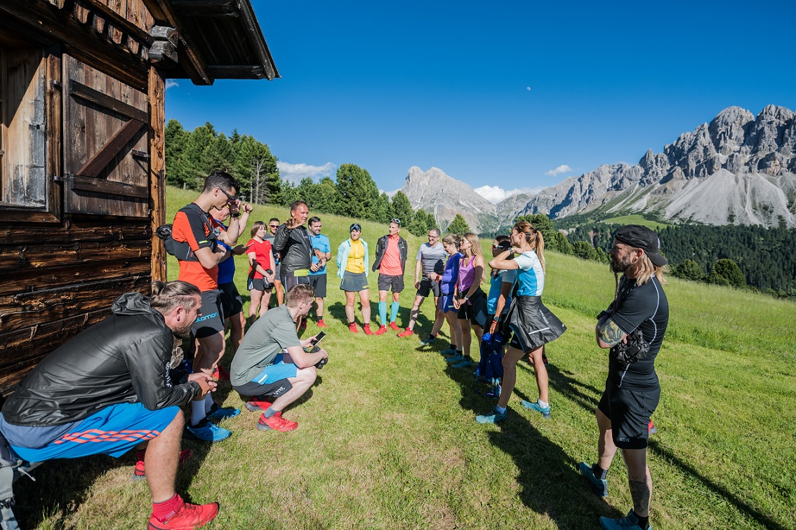 Así vivimos el Camp RUN2 de Gore-Tex Transalpine Run