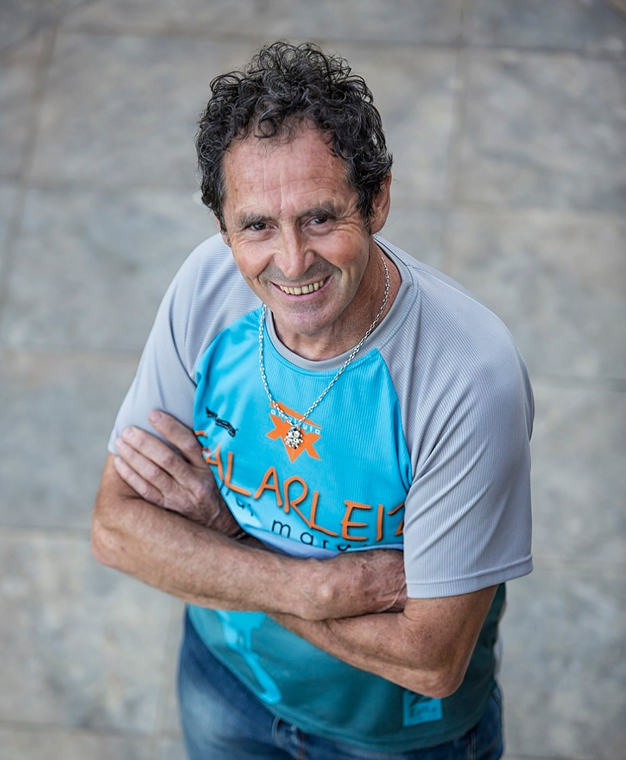 Pioneros del Trail (IX): Pedro Galarza