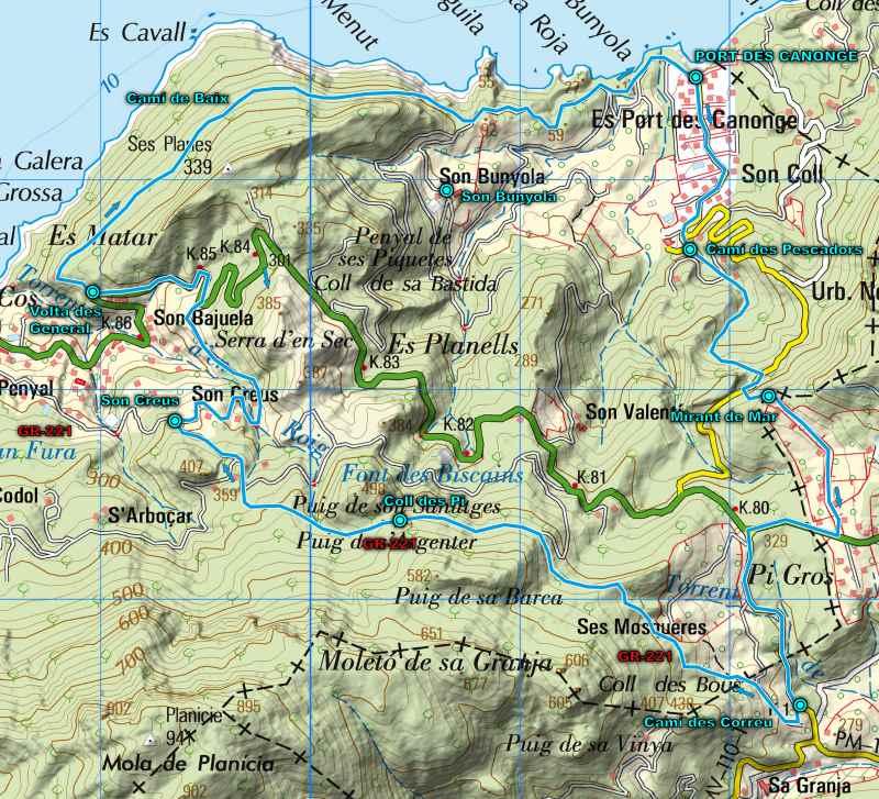Serra de Tramontana